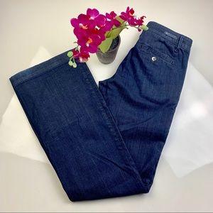 Anthropologie Pilcro Flare Leg Jeans size 26